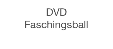 Faschingsball 2015 